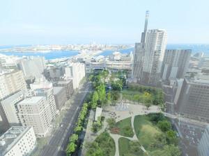 東遊園地基本設計提案 / Kobe