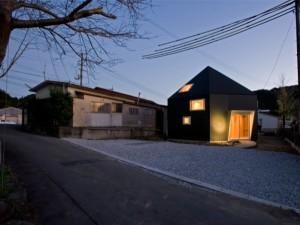 六角形の家 / Kochi